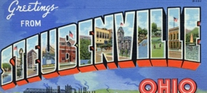 Greetings from Steubenville,OH!