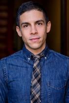 Playwright Matthew Lopez.