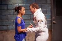 Margaret Ivey as Jo & Michael Gerard Carr as Casey